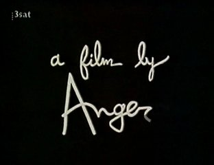 Kenneth Anger - fireworks