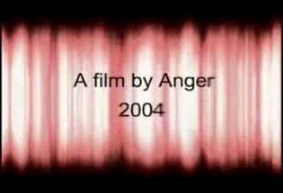 Kenneth Anger - anger sees red